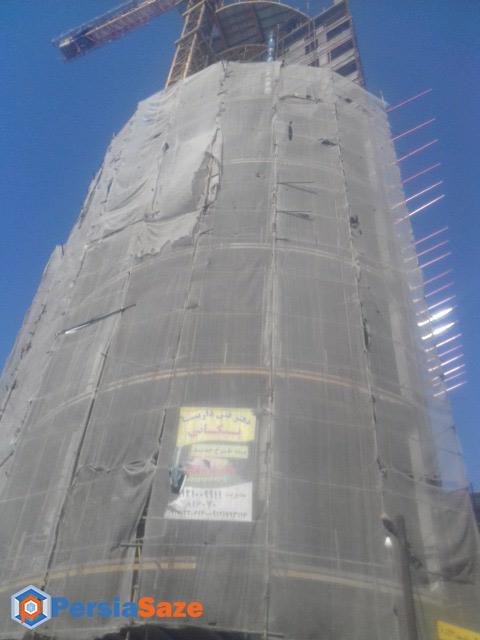 بانک اطلاعات ساختمان در حال ساخت منطقه 3 تهران